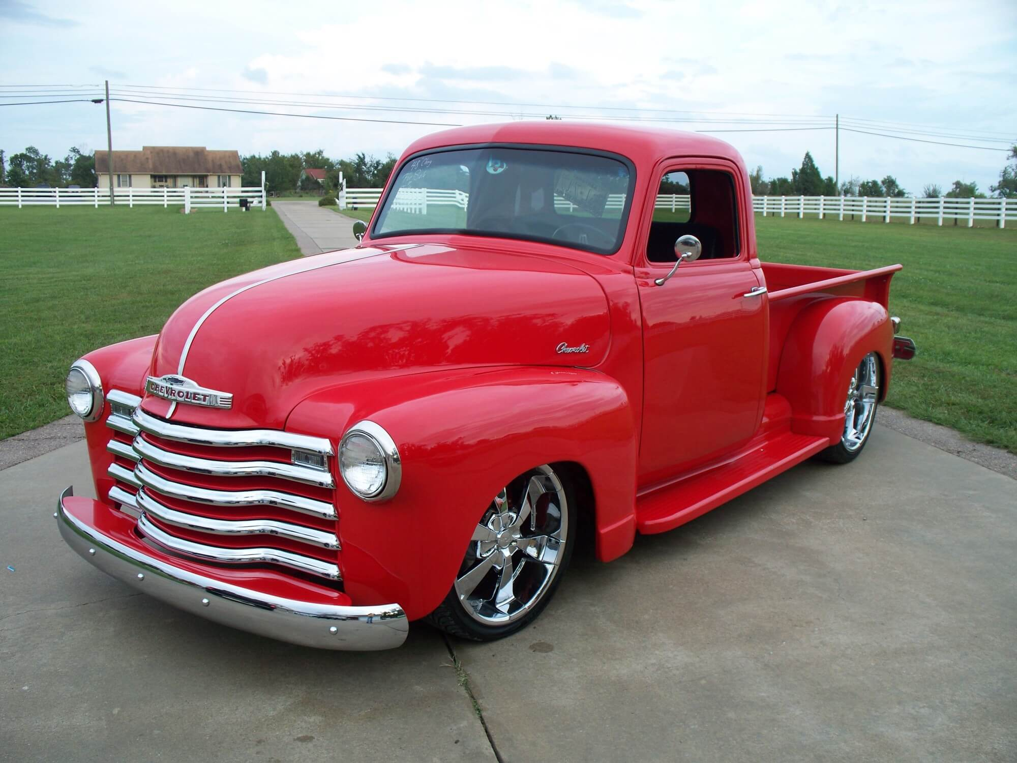 Classic Truck Cab 1947 1950 Chevrolet Pickup Truck Cab