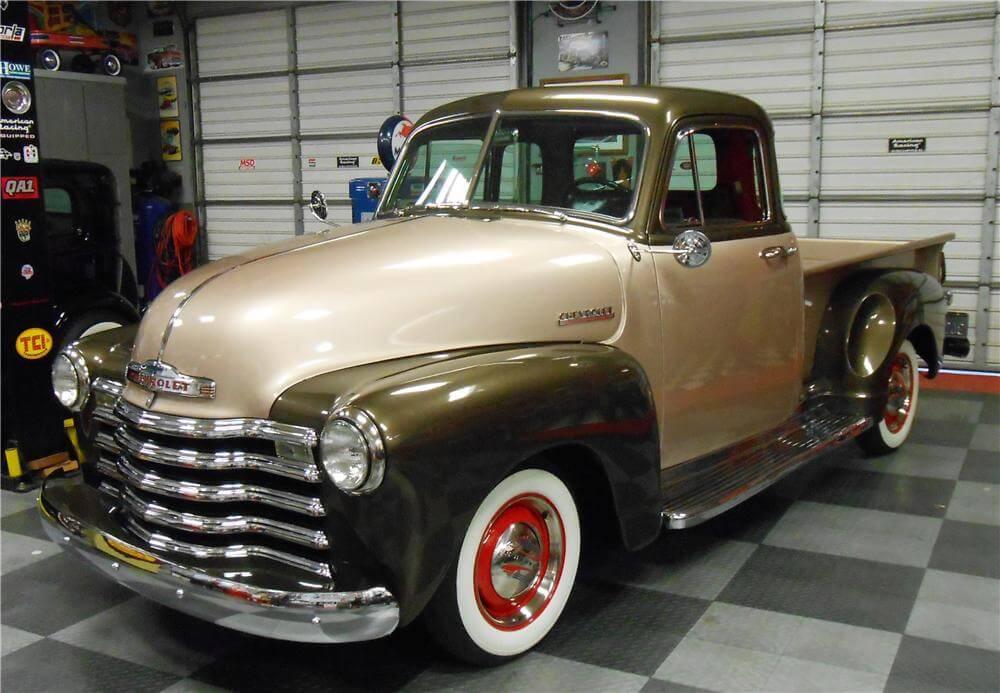 Classic Truck Cab 1952 1954 Chevrolet Pickup Truck Cab