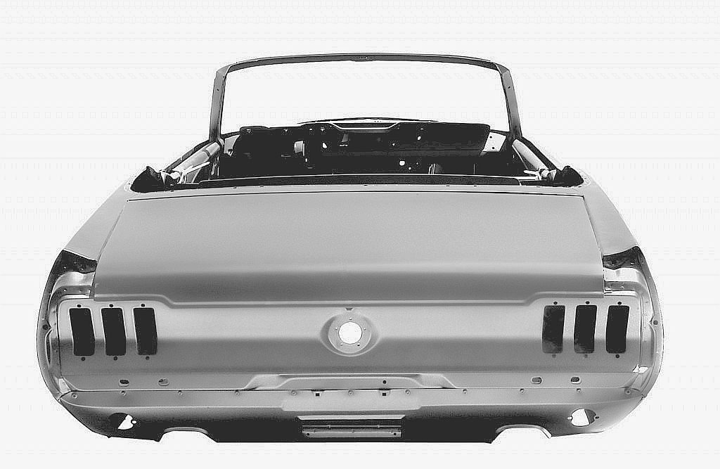 Worksheet. Classic Car Body 1967 Ford Mustang Convertible
