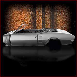 1967 Pontiac Firebird Convertible overview 2
