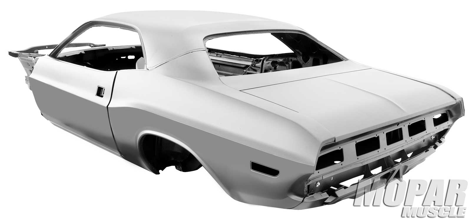 1970 Dodge Challenger Classic Car Replacement Bodies