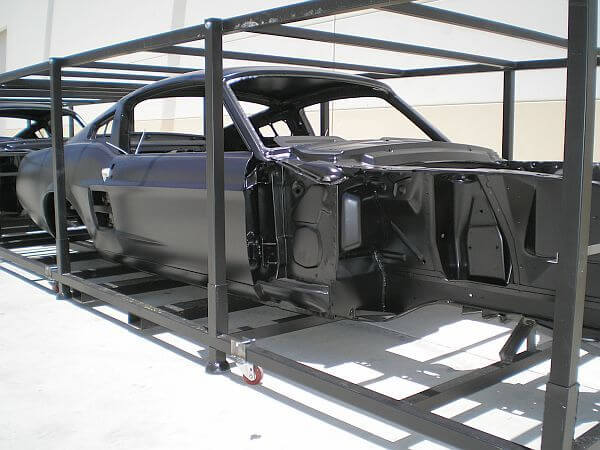 Classic Car Replacement Body Ordering Information