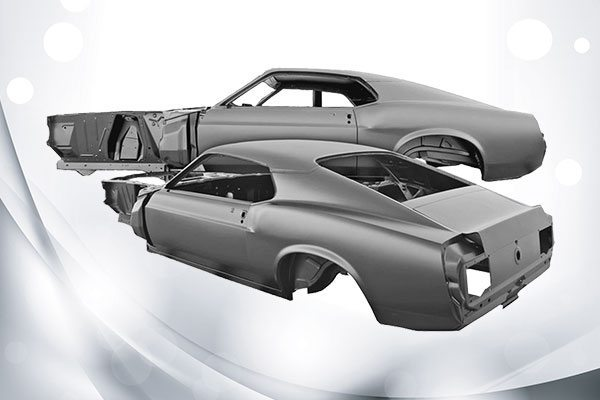 1970 mustang fastback classic replacement bodies for 1970 mustang floor pans