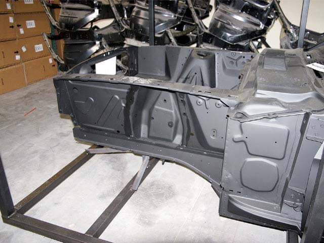1968 Ford Mustang Fastback Body Shell