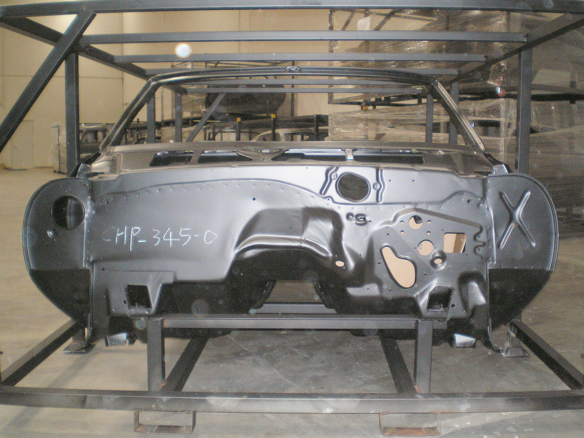 1969 Chevrolet Camaro Coupe Body Shell